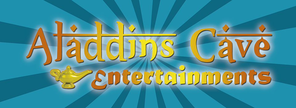 Aladdin's Cave Entertainment Logo