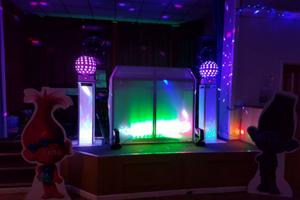 dj and led dance floors liverpool