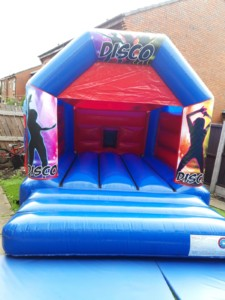 bouncy castle hire in liverpool