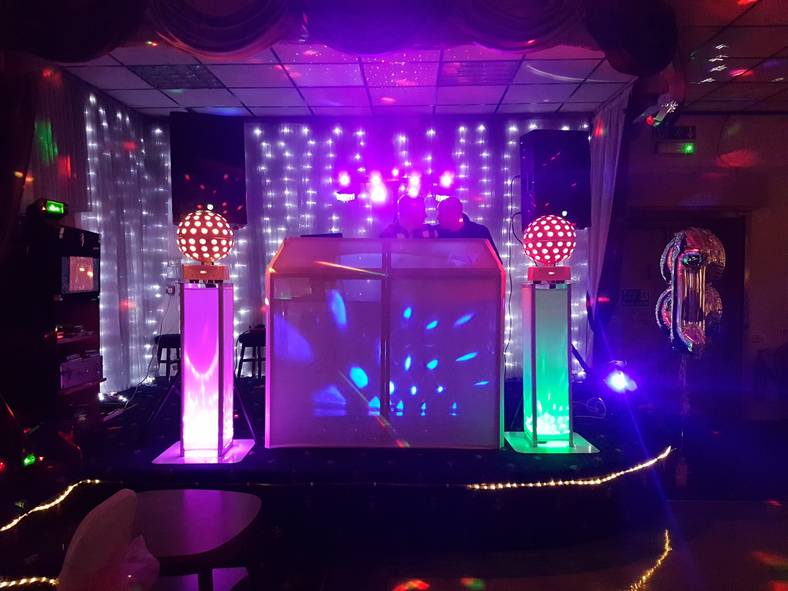 dj and led dance floors liverpool